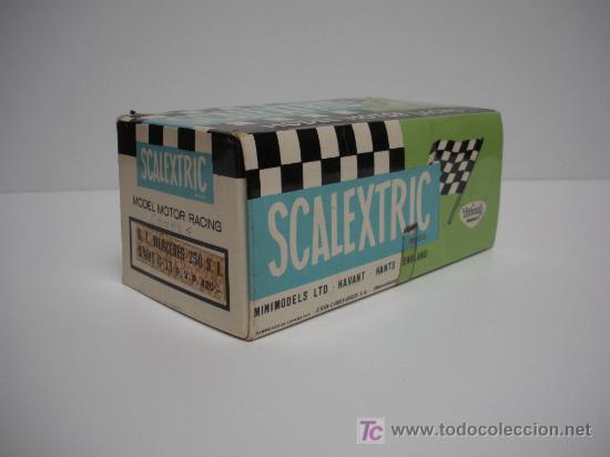 Scalextric: MERCEDES 250 SL SPORT EXIN - Foto 6 - 26449475