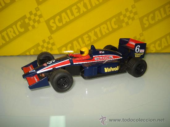 Scalextric: EXIN . McLaren F1 F3000 de SCALEXTRIC - Foto 3 - 26534094