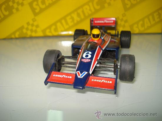 Scalextric: EXIN . McLaren F1 F3000 de SCALEXTRIC - Foto 2 - 26534094