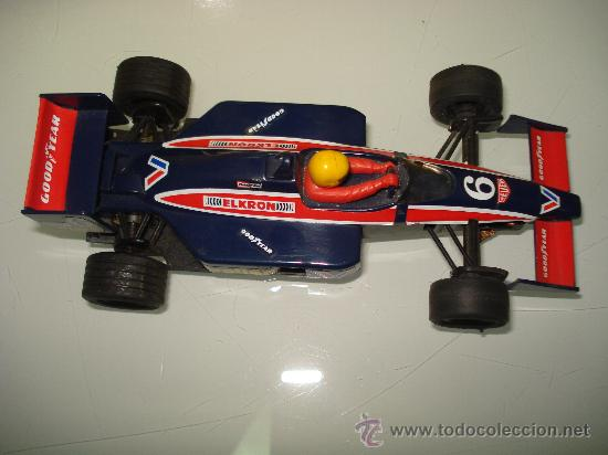 Scalextric: EXIN . McLaren F1 F3000 de SCALEXTRIC - Foto 4 - 26534094