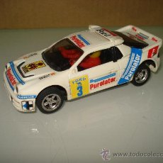 Scalextric: EXIN . FORD RS 200 PUROLATOR DE SCALEXTRIC .. Lote 26672027