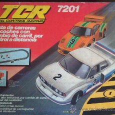 Scalextric: CIRCUITO SCALEXTRIC TCR 7201 EXIN MODEL IBER . Lote 27837095