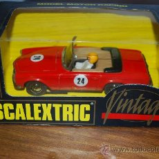 Scalextric: SCALEXTRIC. MERCEDES 250. VINTAGE. NUEVO!!!! EXIN.. Lote 120259628