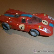 Scalextric: SCALEXTRIC EXIN PORSCHE 917 ROJO SHELL. Lote 29716963