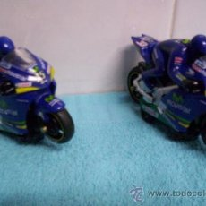 Scalextric: 2 MOTOS SCALEXTRIC. Lote 29739221