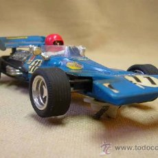 Scalextric: COCHE F1, SLOT, SCALEXTRIC. MODELO TYRRELL FORD, REFERENCIA C 48. Lote 30023776
