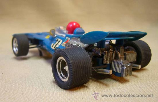 Scalextric: COCHE F1, SLOT, SCALEXTRIC. MODELO TYRRELL FORD, REFERENCIA C 48 - Foto 3 - 30023776
