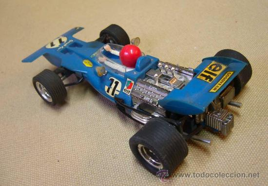 Scalextric: COCHE F1, SLOT, SCALEXTRIC. MODELO TYRRELL FORD, REFERENCIA C 48 - Foto 4 - 30023776
