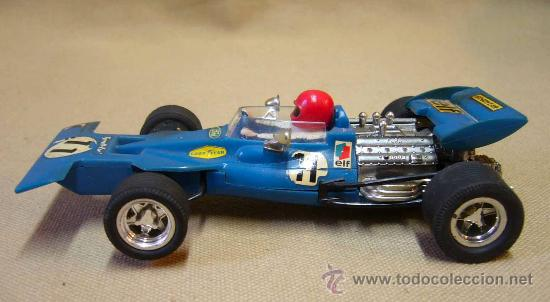 Scalextric: COCHE F1, SLOT, SCALEXTRIC. MODELO TYRRELL FORD, REFERENCIA C 48 - Foto 5 - 30023776