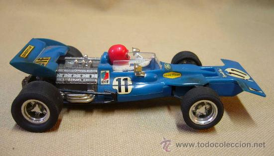 Scalextric: COCHE F1, SLOT, SCALEXTRIC. MODELO TYRRELL FORD, REFERENCIA C 48 - Foto 6 - 30023776