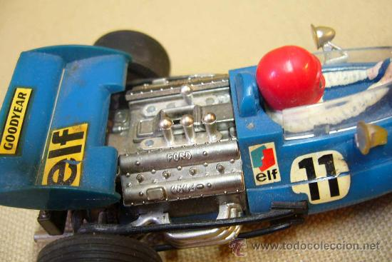 Scalextric: COCHE F1, SLOT, SCALEXTRIC. MODELO TYRRELL FORD, REFERENCIA C 48 - Foto 7 - 30023776