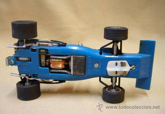 Scalextric: COCHE F1, SLOT, SCALEXTRIC. MODELO TYRRELL FORD, REFERENCIA C 48 - Foto 8 - 30023776