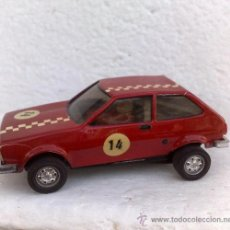 Scalextric: FORD FIESTA SCALEXTRIC EXIN . Lote 30886790