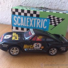 Scalextric: PORSCHE 959 HERTZ SCALEXTRIC . Lote 32910511