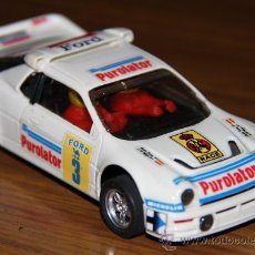 Scalextric: FORD RS 200 - SCALEXTRIC. Lote 34311062