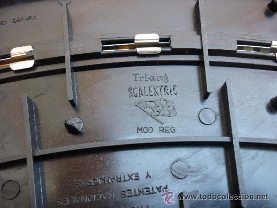 Scalextric: SCALEXTRIC EXIN GP 22 AÑO 1968 Y AMPLIACION Nº 3. TOTALMENTE DE EPOCA. MUY AMPLIADO - Foto 2 - 204619592