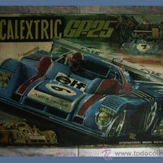 Scalextric: SCALEXTRIC EXIN RENAULT ALPINE GP-25. Lote 34710525