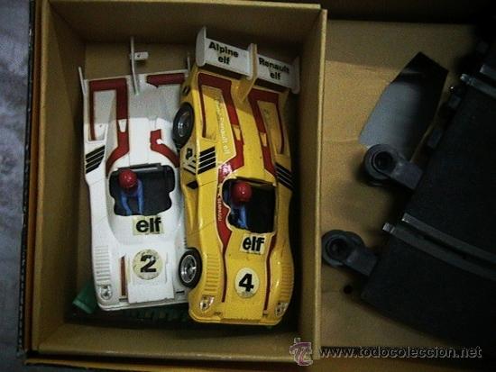 Scalextric: Scalextric Exin Renault Alpine GP-25 - Foto 3 - 34710525
