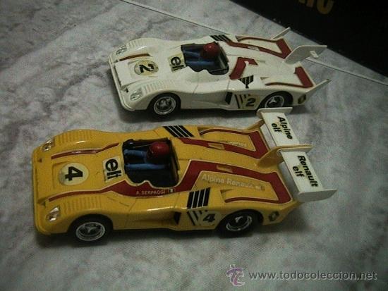 Scalextric: Scalextric Exin Renault Alpine GP-25 - Foto 8 - 34710525