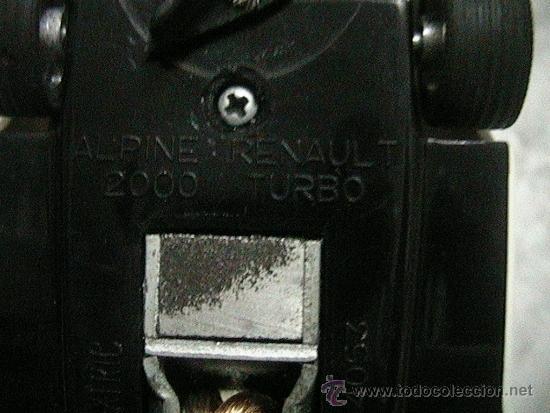 Scalextric: Scalextric Exin Renault Alpine GP-25 - Foto 10 - 34710525