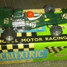 Scalextric: SCALEXTRIC FORD TYRRELL. Lote 49609678