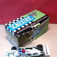 Scalextric: SCALEXTRIC EXIN WILLIAMS FW-07 F.1 REF.4068 . Lote 35063224