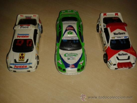 COCHES SCALEXTRIC EXIN (Juguetes - Slot Cars - Scalextric Exin)