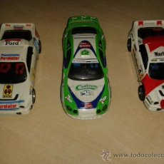 Scalextric: COCHES SCALEXTRIC EXIN. Lote 35681564