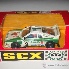 Scalextric: EXIN SCALEXTRIC LANCIA 037 SEVEN UP. Lote 38349495
