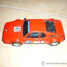 Scalextric: COCHE DE SCALEXTRIC EXIN BMW M1 ROJO SERIE. REF.4064. Lote 38626247