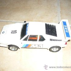 Scalextric: COCHE DE SCALEXTRIC EXIN BMW M1 BLANCO SERIE. REF.4064. Lote 38626327