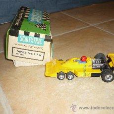 Scalextric: COCHE SCALEXTRIC TYRREL P-34 DE EXIN SCALEXTRIC AMARILLO CASI PERFECTO. Lote 38878473