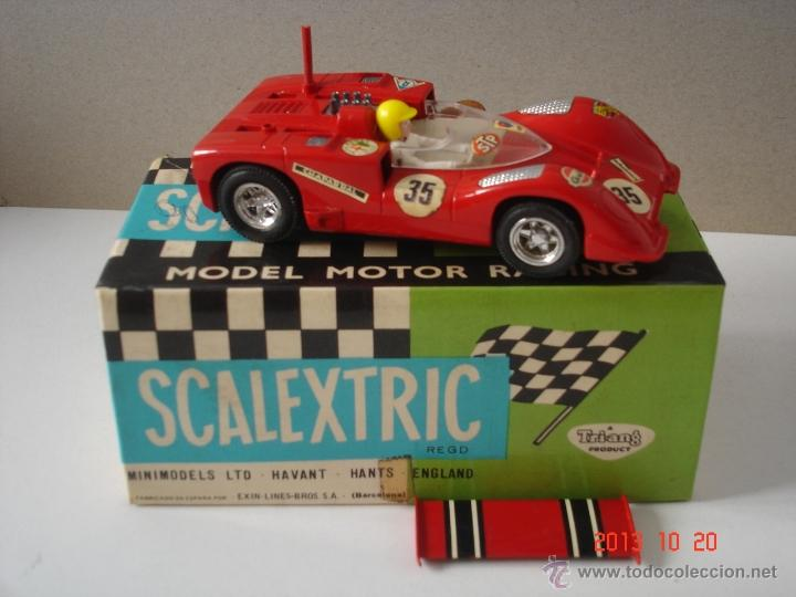 CHAPARRAL GT SCALEXTRIC-EXIN (Juguetes - Slot Cars - Scalextric Exin)