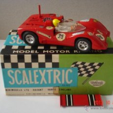 Scalextric: CHAPARRAL GT SCALEXTRIC-EXIN. Lote 39609545
