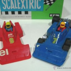 Scalextric: SCALEXTRIC EXIN LOTE DESPIECE TYRRELL P34. Lote 116767786