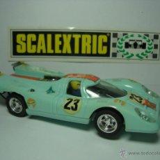 Scalextric: PORSCHE 917 DE SCALEXTRIC EXIN. Lote 39895522