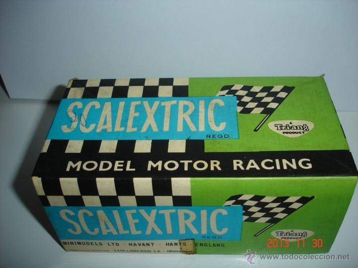 Scalextric: CHAPARRAL GT SCALEXTRIC-EXIN - Foto 7 - 39609545