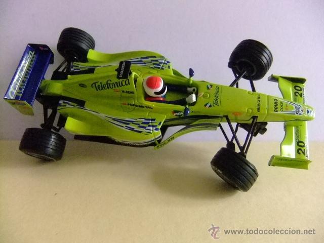 SCALEXTRIC MINARDI F1 (Juguetes - Slot Cars - Scalextric Exin)