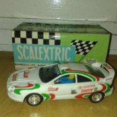 Scalextric: TOYOTA CELICA CASTROL 4X4 SCALEXTRIC EXIN . Lote 40472820