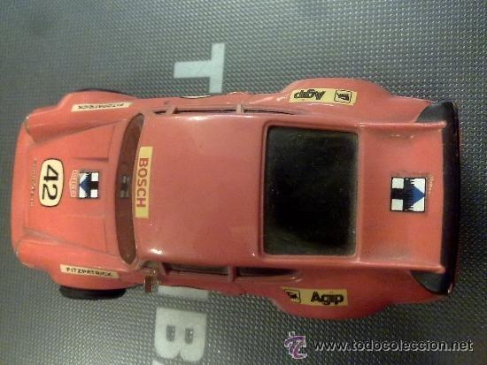 Scalextric: SCALEXTRIC -scalextric coche porsche carrera rs ref 4051 rojo - Foto 7 - 246717505