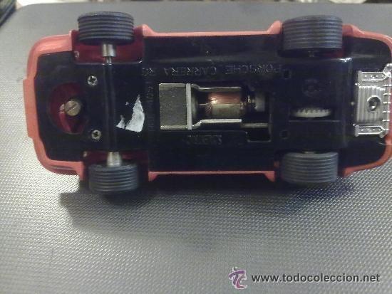 Scalextric: SCALEXTRIC -scalextric coche porsche carrera rs ref 4051 rojo - Foto 8 - 246717505