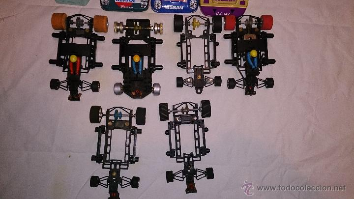 Scalextric: LOTE DE SCALEXTRIC SRS - Foto 3 - 42316467