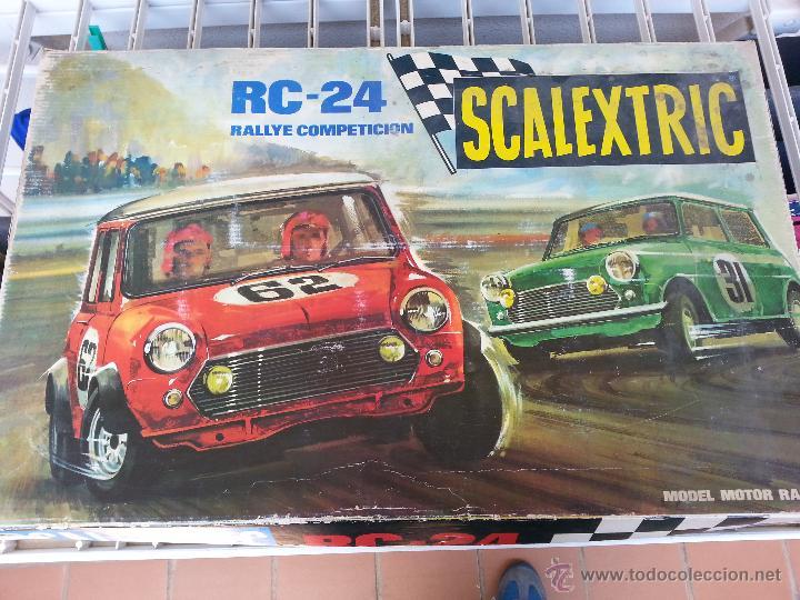 Circuito Rc : Scalextric circuito rc 24 sin coches comprar scalextric exin en