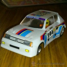 Scalextric: SRS PEUGEOT 205 - SCALEXTRIC. Lote 44744338