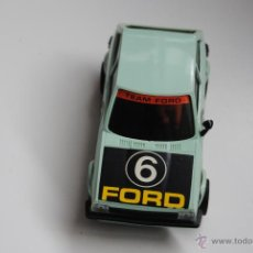 Scalextric: COCHE SCALEXTRIC FORD FIESTA REF 4057 MADE IN SPAIN. Lote 44858097