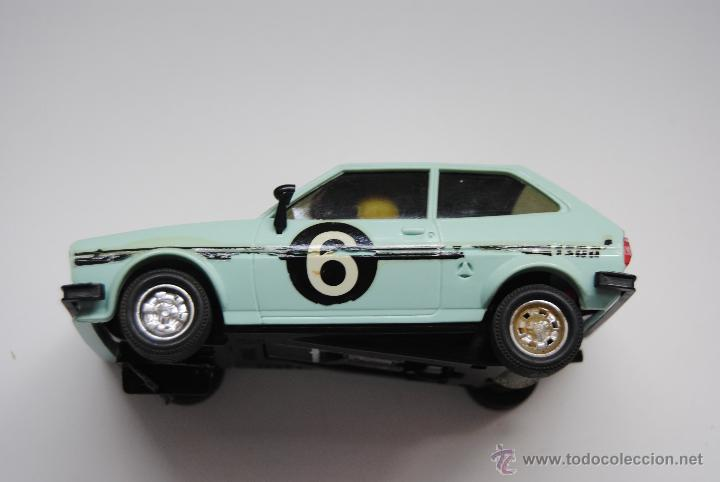 Scalextric: COCHE SCALEXTRIC FORD FIESTA REF 4057 MADE IN SPAIN - Foto 2 - 44858097
