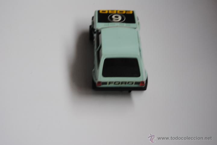 Scalextric: COCHE SCALEXTRIC FORD FIESTA REF 4057 MADE IN SPAIN - Foto 5 - 44858097