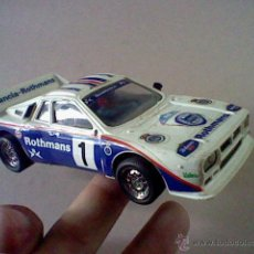 Scalextric: SCX SCALEXTRIC LANCIA RALLY 037 PUBLI ROTHMANS *C17. Lote 45609171