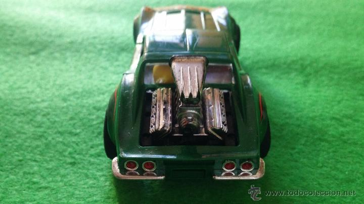Scalextric: SCALEXTRIC EXIN CHEVROLET CORVETTE REFERENCIA 4050 MADE IN SPAIN - Foto 4 - 46739845