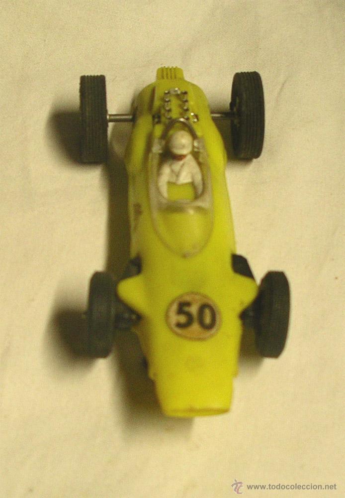 Scalextric: Lotus Formula 1 de Jouef fabricado en España - Foto 2 - 46870201